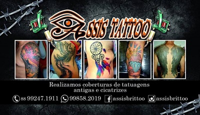Assis Tattoo  Sobral CE